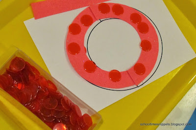 Letter O Toddler Activities
