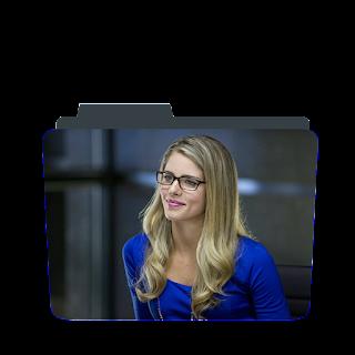 Preview of Emily Bett Rickards, celebrity, folder icon
