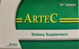أرتيك اقراص مكمل غذائى لسلامة المفاصل والغضاريف Artec capsule