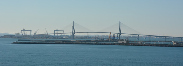 Cadiz bridge