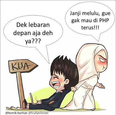 10 Meme 'Dipaksa Nikah' Ini Ngena Banget Buat Cowok PHP, Berani Nikahin Ngga?