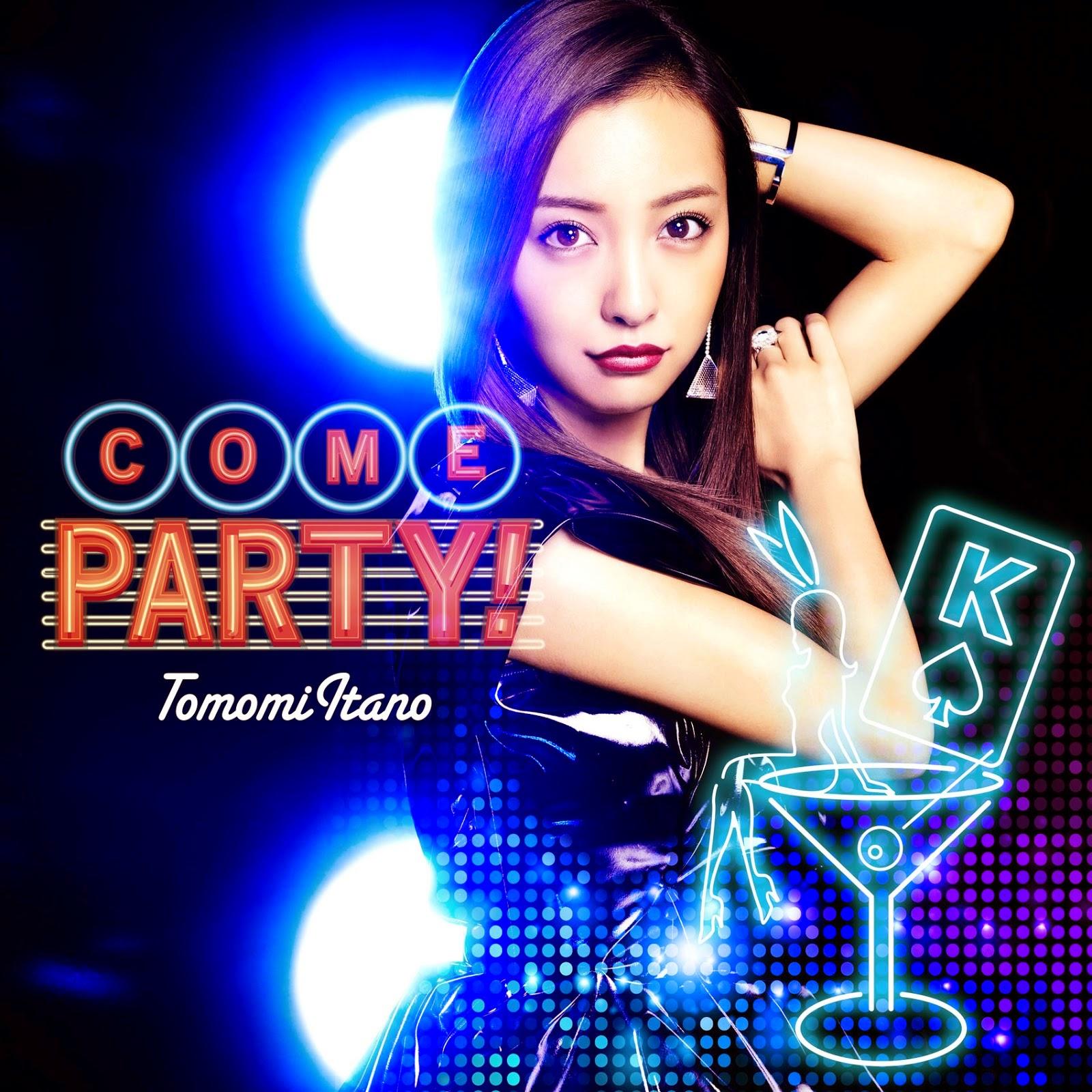 AKB48 LOVER !!: [Download] Itano Tomomi - COME PARTY! [PV]
