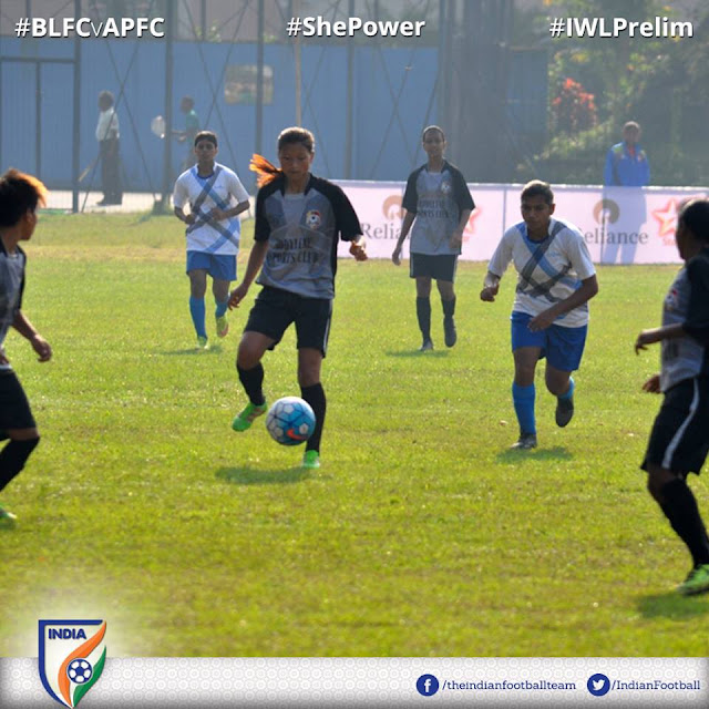 Indian Women's League 2016
