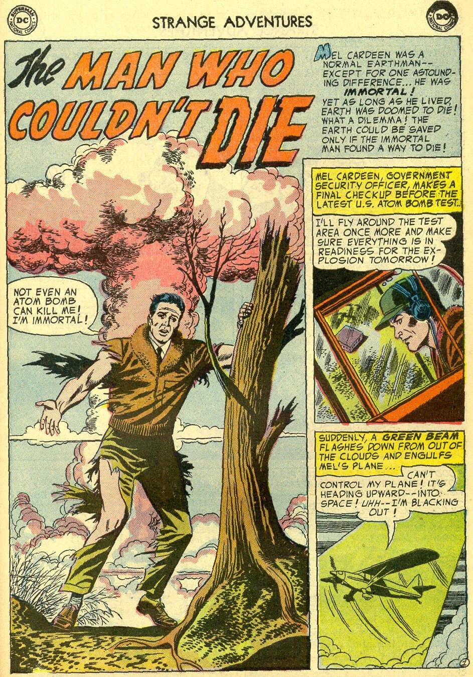 Strange Adventures (1950) issue 44 - Page 27