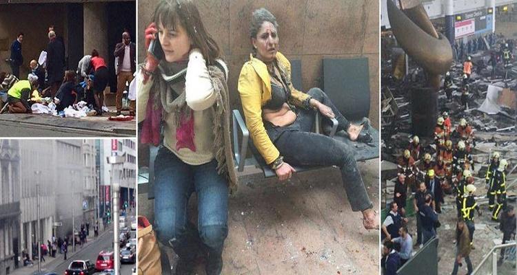 قصة أغرب من الخيال لناجية من تفجيرات بروكسل كانت واقفة بجانب الإنتحاري