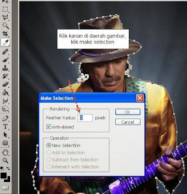 Cara Mudah Membuat Efek Silhouette Pada Foto Dengan Adobe Photoshop
