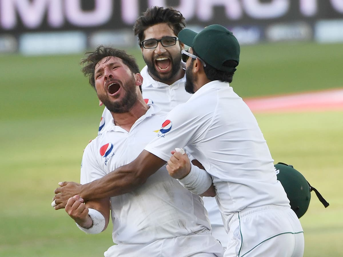 Pak vs Nz Test Match: Yasir Shah Helps Pakistan To Win By Taking 14 Wickets In Innings