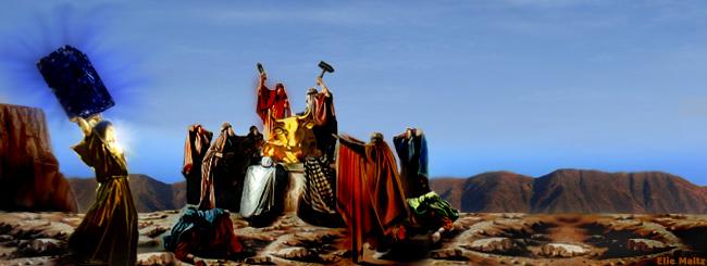 A santidade de Êrets Yisrael e a remoção da idolatria