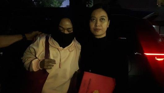 Ina Perekam Video Ancam Jokowi Ditetapkan Sebagai Tersangka Makar, Dijerat Pasal Berlapis