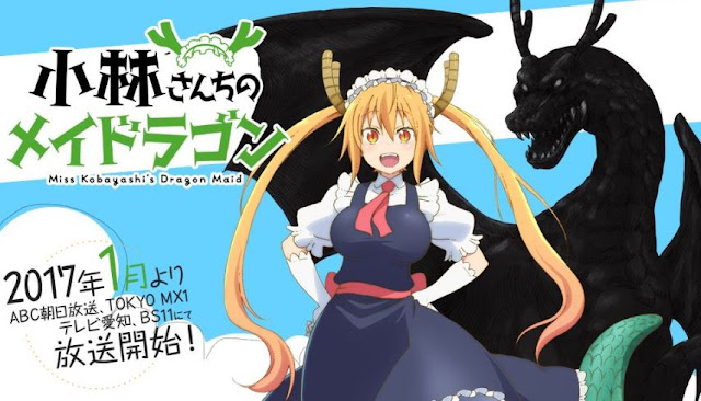 Kobayashi-san Chi no Maid Dragon Episode 2 Subtitle Indonesia
