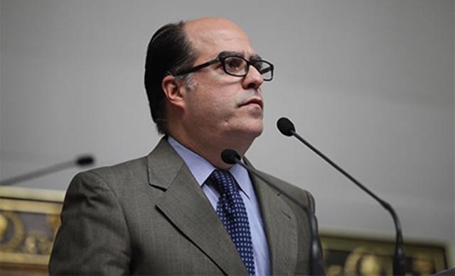 Julio Borges, presidente entrante de la AN