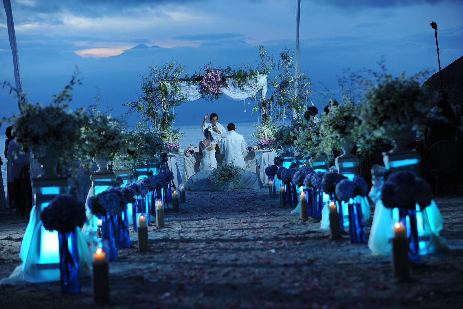 Davao Beach Wedding