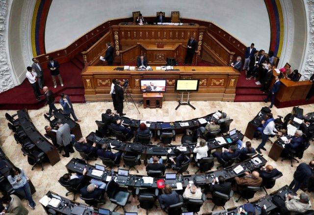 Alianza Nacional Constituyente Originaria considera que no es el momento para la Ley de Amnistía (Comunicado)