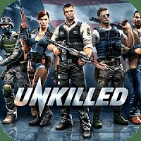 UNKILLED - VER. 0.9.0 Unlimited (Ammo - Stamina - Xp - 1 Hit Kill) MOD APK