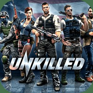 UNKILLED - VER. 2.1.0 Unlimited (Ammo - Stamina - Xp - 1 Hit Kill) MOD APK