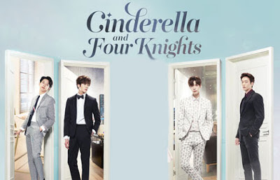 Sinopsis Cinderella and Four Knight