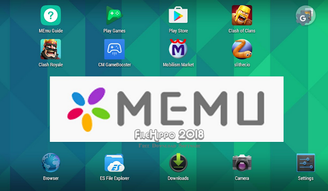 MEmu 5.0.3.1 2018 Free Download - MEmu 5.0.3.1 2018 Emulator