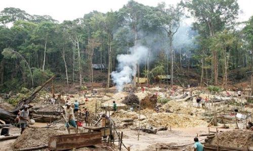 ONGs de Centroamérica se unen contra la minería