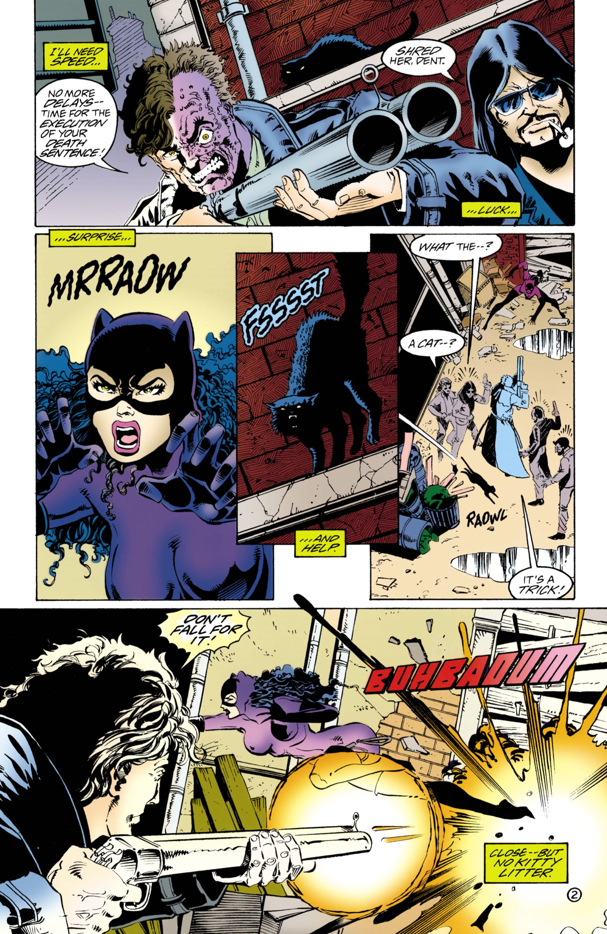 Catwoman (1993) Issue #40 #45 - English 3