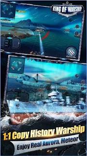 Game King of Warship:Sail and Shoot Apk