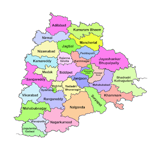 TS Formation Day Districts Names
