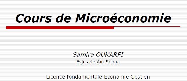 microéconomie s2 producteur pdf, td microeconomie 2 pdf, microéconomie s2