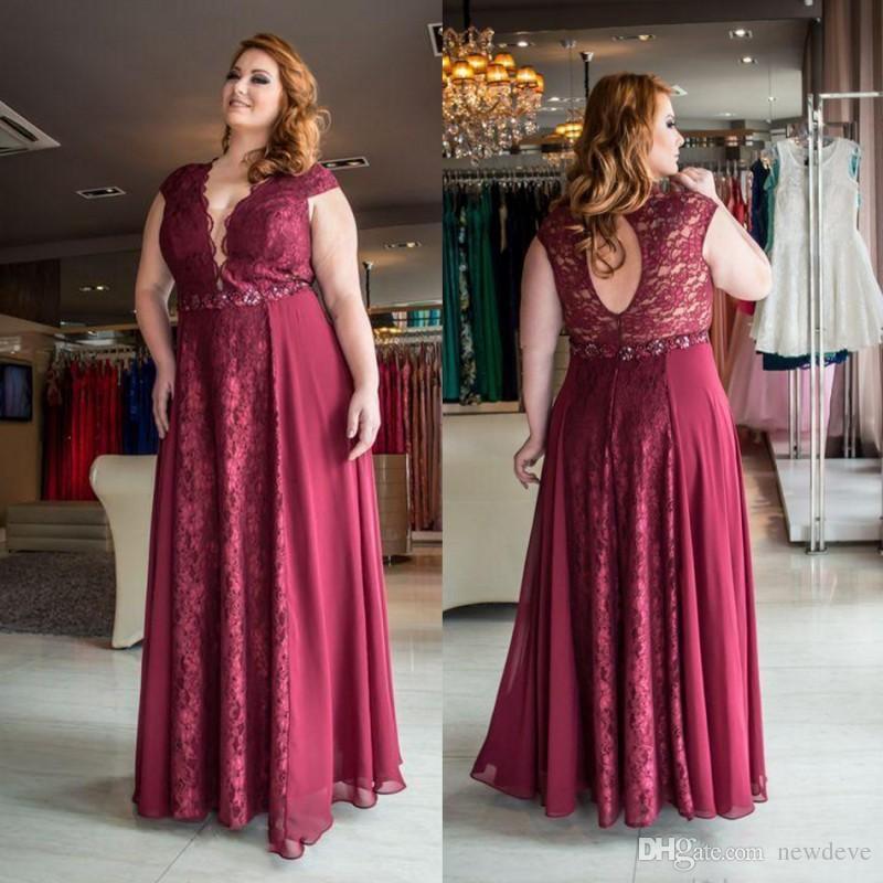2c9f61352 Moda Estilo Y Distinción Para Gorditas: Elegantes Vestidos para ...