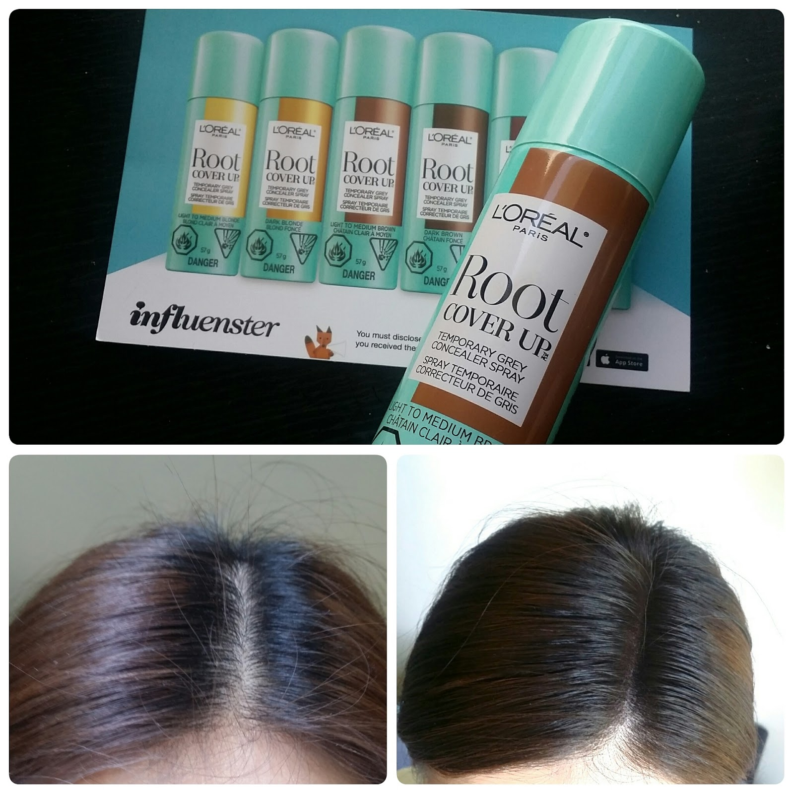 Mylovelyvanity Loreal Root Cover Up