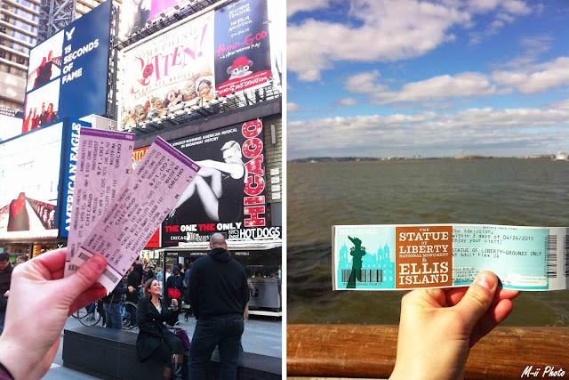 My Travel Background : Une semaine à New York, conseils pour réserver en avance