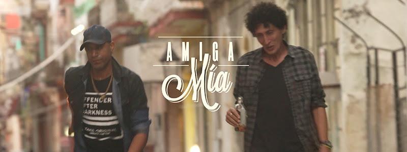 Formell y Los Van Van - ¨Amiga mía¨ - Videoclip - Dirección: Alejandro Valera. Portal Del Vídeo Clip Cubano - 03