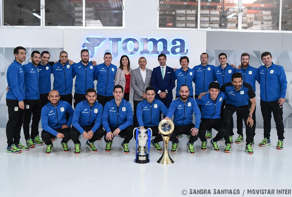 Movistar Inter tira de épica para ganar a Aspil Vidal Ribera Navarra (2-4) 36fa27ee67dd3
