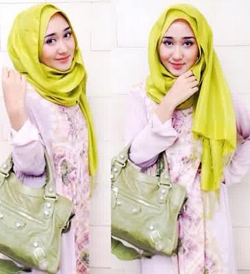 Trend Hijab Terbaru Paling Hits Casual