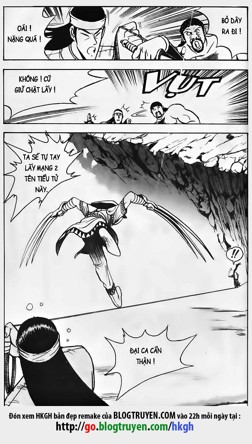 Hiệp Khách Giang Hồ Chap 009