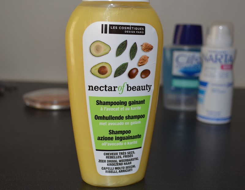 Shampooing Nectar of beauty Carrefour