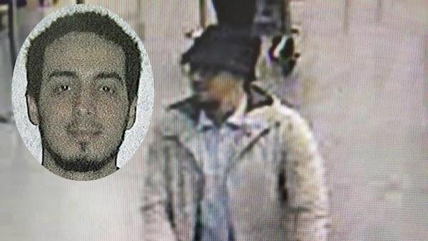 El sospechoso detenido en Bélgica no es Laachraoui