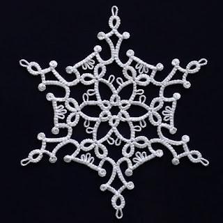 Samantha Melnychuk_Kaleidoscope Snowflake_variation by Sarah Nielson