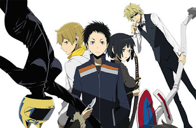 Durarara!!x2 Ketsu BD Episode 1 – 12 Subtitle Indonesia [Batch]
