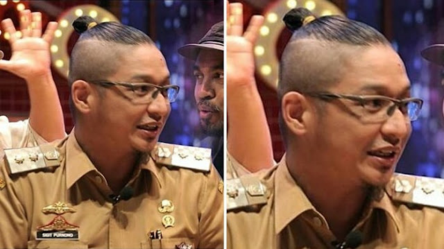 Jadi Wakil Walikota Palu Penampilan Pasha Ungu Jadi Sorotan Netizen