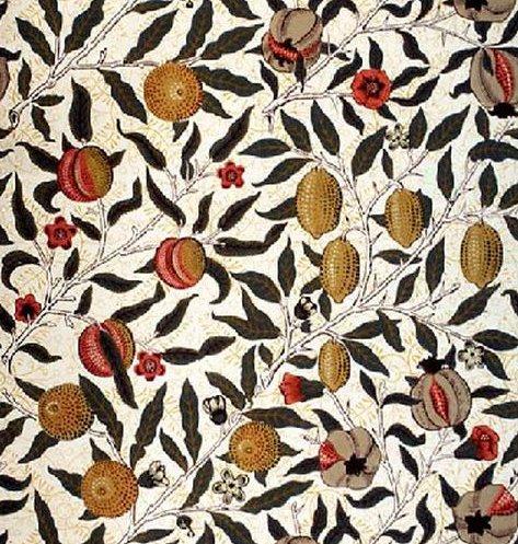 David Dangerous William Morris Wallpaper