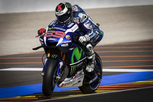 berita motogp Hasil kualifikasi MotoGP Valencia, Spanyol : Lorenzo start terdepan