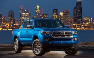 2018 Toyota Tacoma TRD Sport Package Exterior