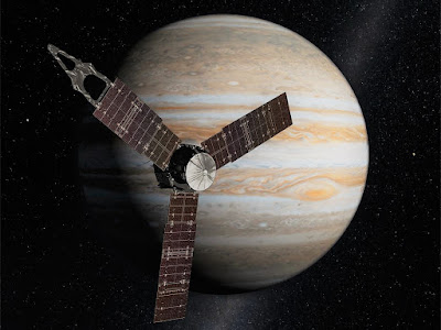 Segreti particolari di Giove scoperti dalla sonda Juno