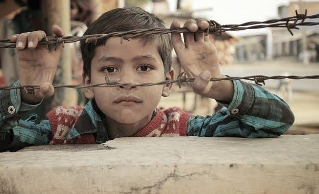 Πάνω από 350 εκατομμύρια παιδιά ζουν σε εμπόλεμες ζώνες