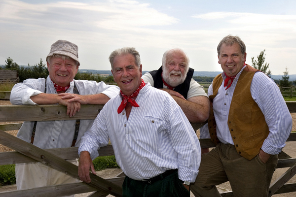 Scrumpy and Western legends The Wurzels are heading to The Factory, Barnstaple