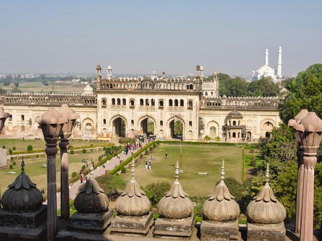 Bara Imambara Palace-Amazing Place