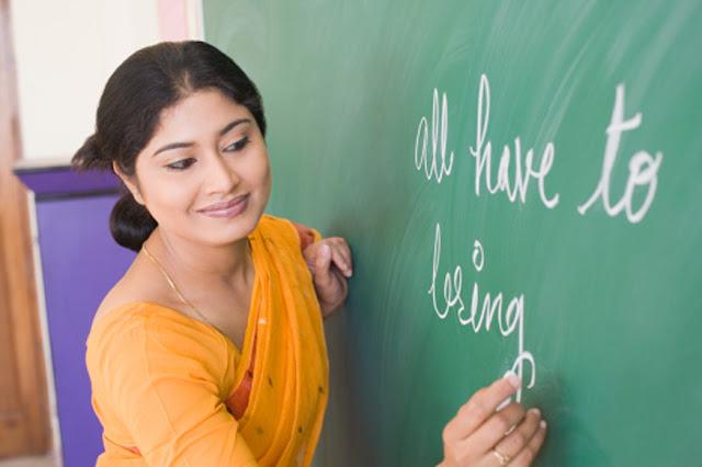 teacher%2Bteaching - FRASES AFIRMATIVAS, NEGATIVAS E INTERROGATIVAS.
