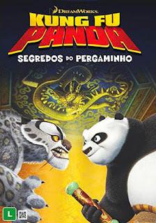 Kung Fu Panda: Segredos do Pergaminho - HDRip Dublado