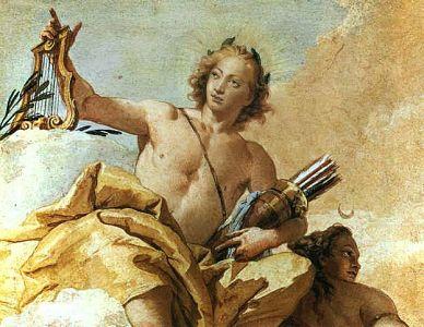 mito de dios apolo mitologia
