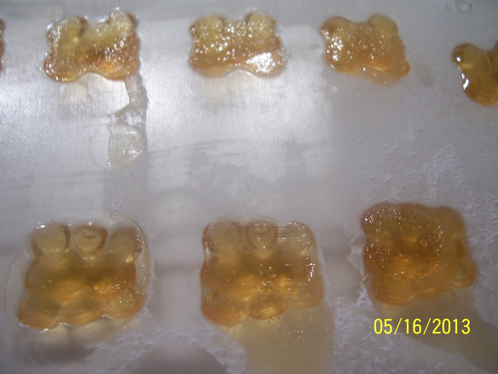 Experiential Vegan: Gummy Bears   another vegan candy