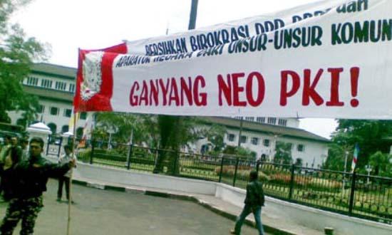 Taktik PKI, Dulu Membantai Ulama Kini Putarbalikkan Fakta Jadi Korban Pelanggaran HAM